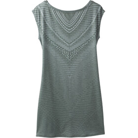 Prana Sanna - Vestidos y faldas Mujer - gris/verde